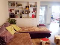 府山广场瑞景公寓 单层大套 地暖全部安装 拎包住 房型好 南北通透